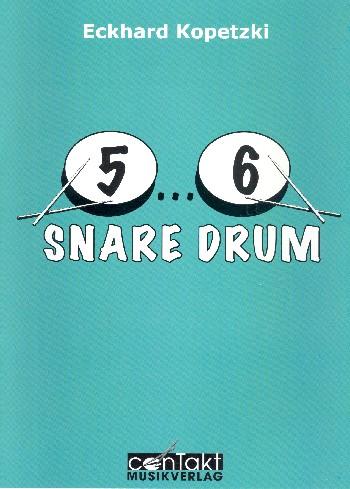 5...6: für Snare Drum