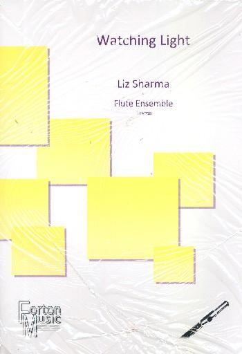 Watching Light: for flute ensemble