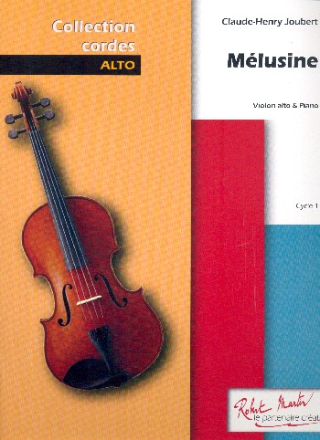 Mélusine: pour alto et piano