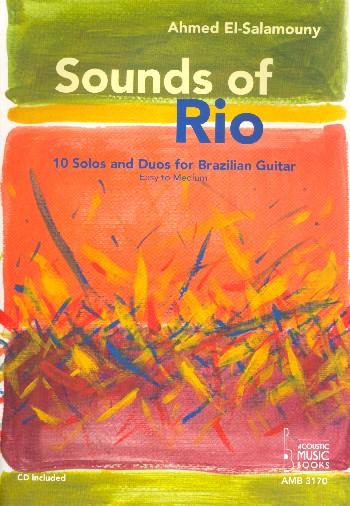 Sounds of Rio (+CD): für 1-2 Gitarren/Tabulatur