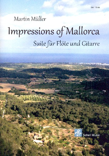 Impressions of Mallorca: für Flöte und Gitarre