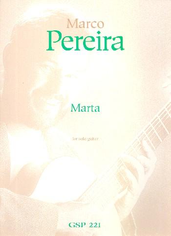 Marta: für Gitarre