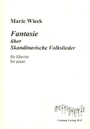 Fantasie über skandinavische Volkslieder: für Klavier