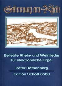 Stimmung am Rhein: Beliebte Rhein- und Weinlieder für E-Orgel