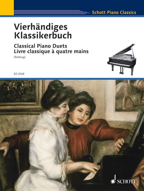 - Vierhändiges Klassikerbuch : für