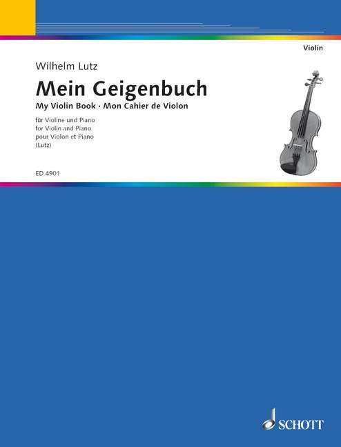 - Mein Geigenbuch : für Violine und