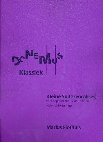 Kleine Suite (Vocalises) op.47a (1952/1995):
