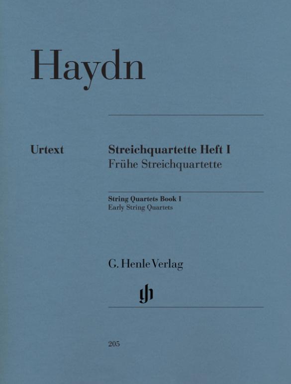 Haydn, Franz Joseph - Streichquartette Band 1 :