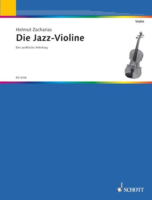 Die Jazz-Violine: eine praktische Anleitung