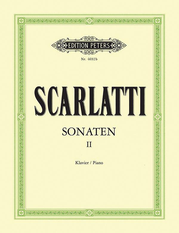 Scarlatti, Domenico - Sonaten Band 2 : für Klavier