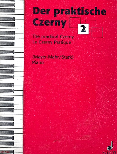 Czerny, Carl - Der praktische Czerny Band 2 :