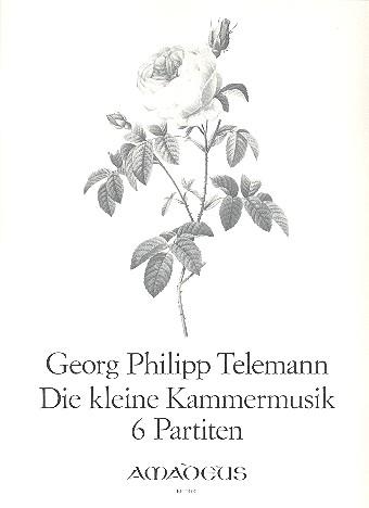 Telemann, Georg Philipp - Die kleine Kammermusik : 6 Partiten