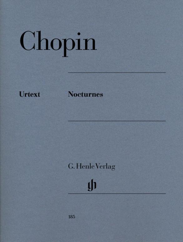 Chopin, Frédéric - Nocturnes : für Klavier