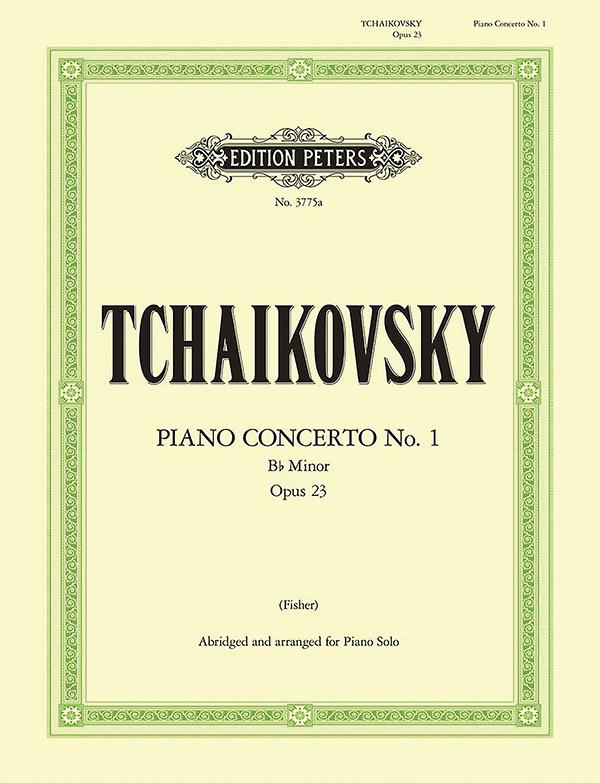 Tschaikowsky, Peter Iljitsch - Konzert b-Moll Nr.1 op.23 für