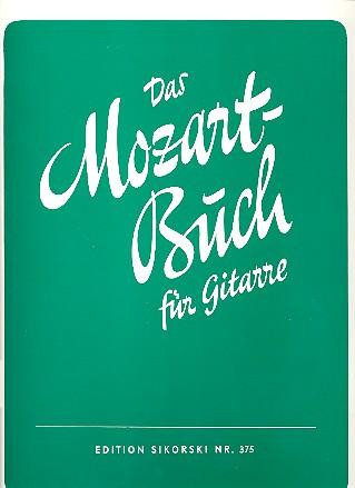 Mozart, Wolfgang Amadeus - Das Mozart-Buch : 54 Solostücke