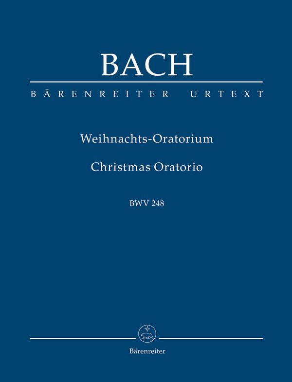 Bach, Johann Sebastian - Weihnachtsoratorium BWV248 :