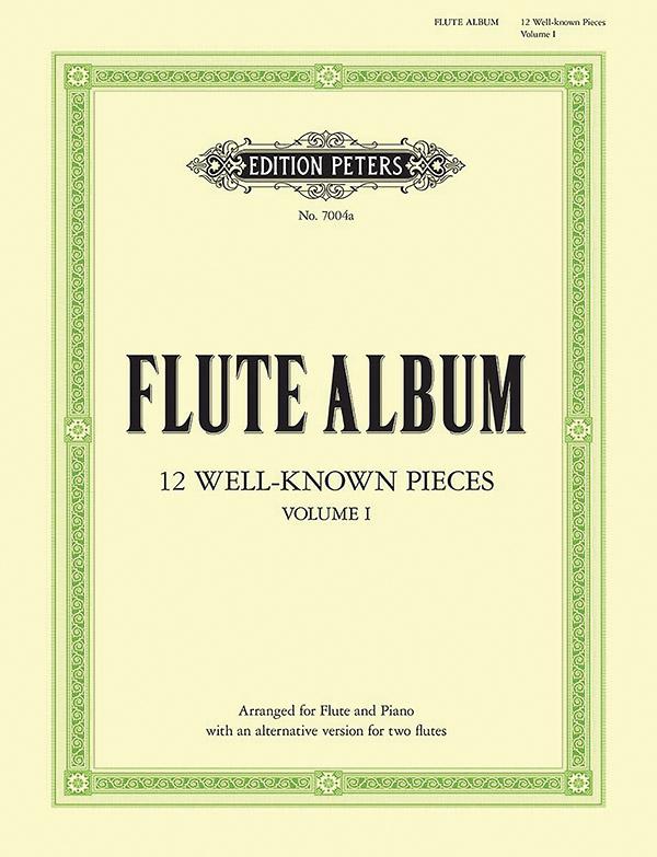 - Flute Album vol.1 : for flute