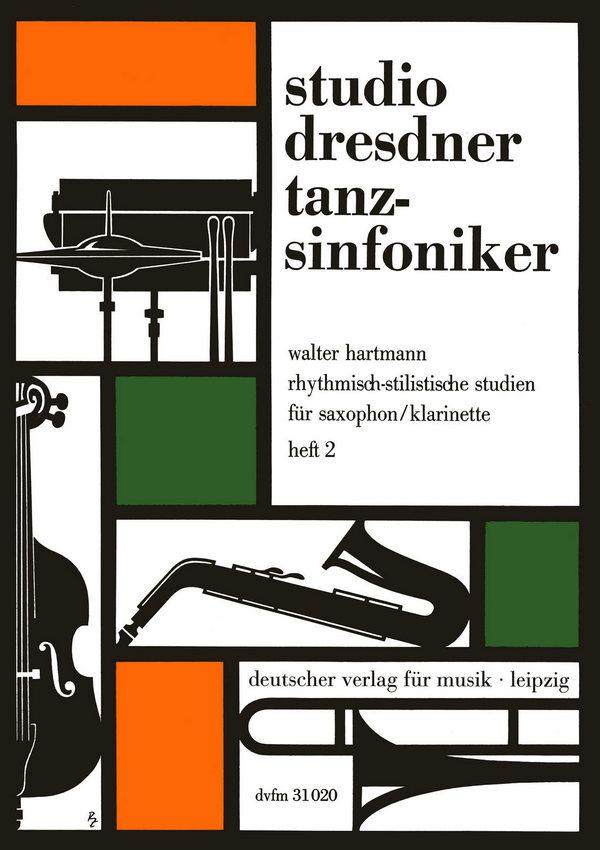 Hartmann, Walter - Rhythmisch-stilistische Studien
