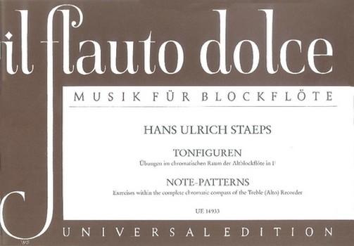 Staeps, Hans Ulrich - Tonfiguren : Übungen im