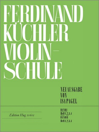 Violinschule Band 1 Teil 2