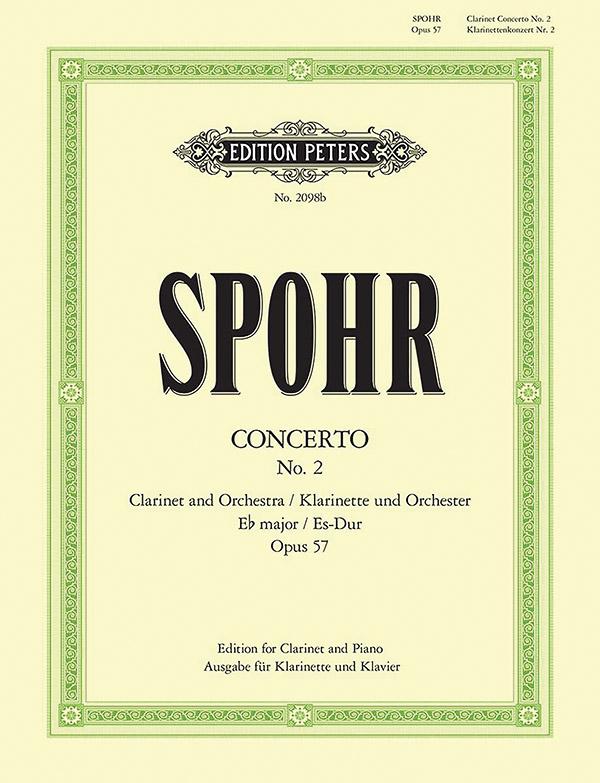 Spohr, Louis - Konzert Es-Dur Nr.2 op.57