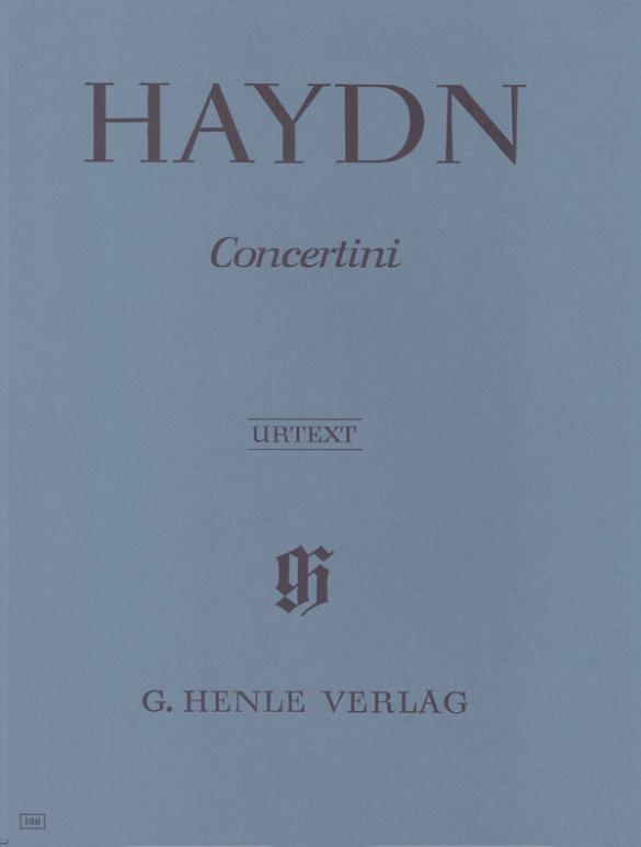 Concertini: für Klavier, 2 Violinen und Violoncello