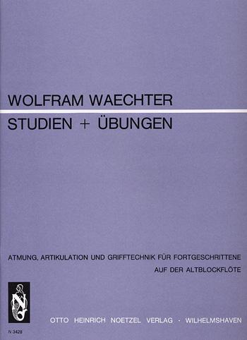 Wächter, Wolfram - Studien und Übungen : Atmung,