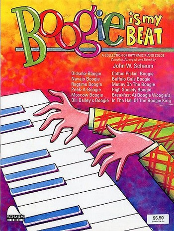 Boogie is my Beat: A Collection of rhythmic piano solos