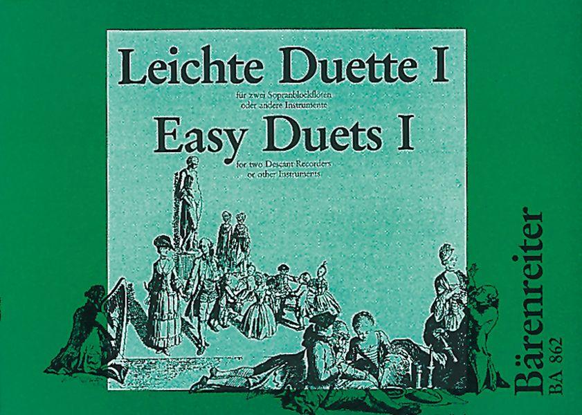 - Leichte Duette Band 1 :
