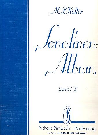Sonatinenalbum Band 2: Sammlung der berühmtesten Sonatinen und Rondos
