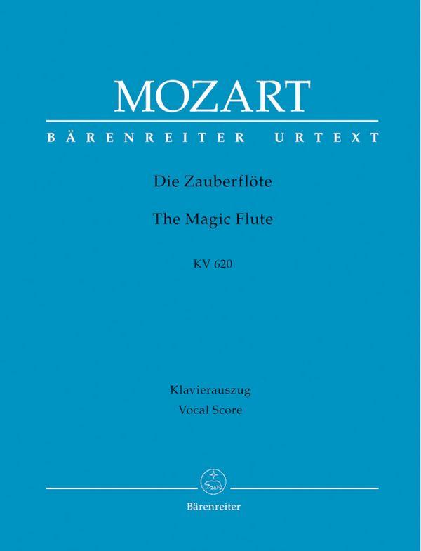 Mozart, Wolfgang Amadeus - Die Zauberflöte KV620 :