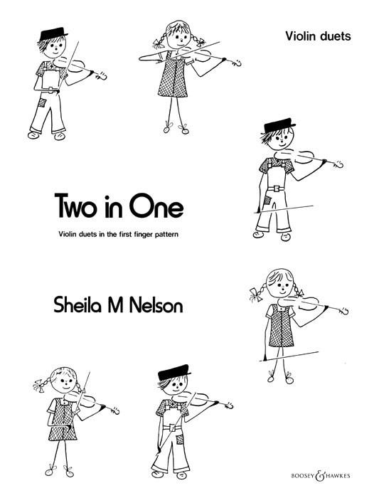 Nelson, Sheila M. - Two in One :