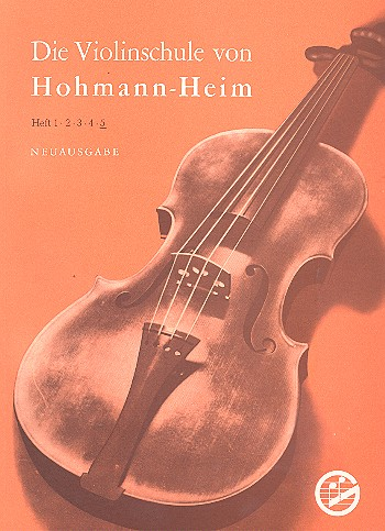 Hohmann, Heinrich - Violinschule Band 5