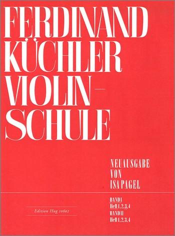 Violinschule Band 1 Teil 3