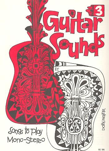 Guitar Sounds Band 3: für 1-2 Gitarren
