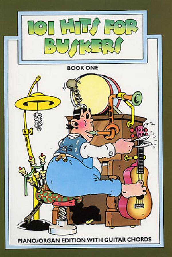 101 hits for buskers vol.1: piano/organ
