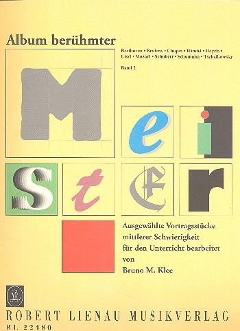- Album berühmter Meister Band 2 :