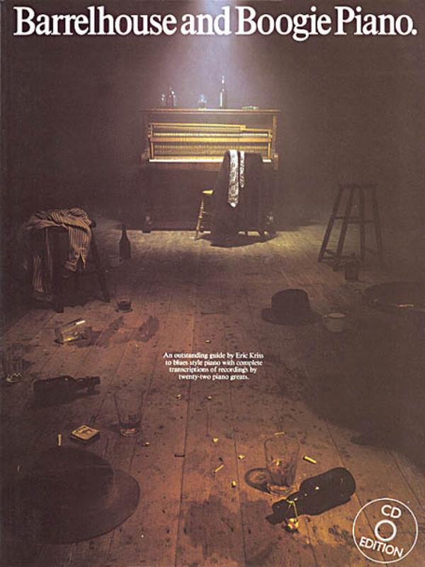 Barrelhouse and Boogie Piano (+CD)
