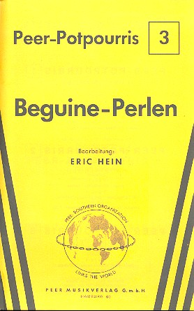 Beguine Perlen: Potpourri für Salonorchester