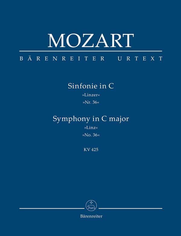 Mozart, Wolfgang Amadeus - Sinfonie C-Dur KV425 : für Orchester