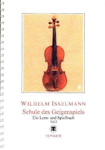Schule des Geigenspiels Band 2