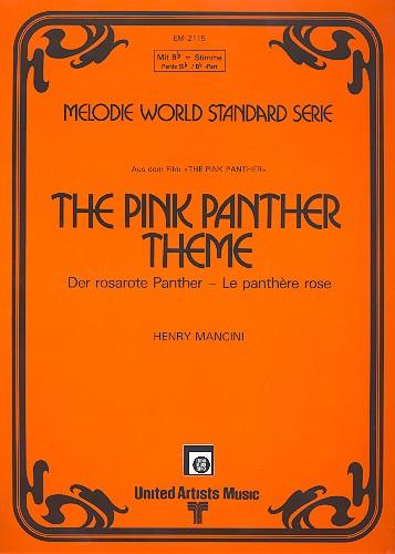 The Pink Panther Theme: Einzelausgabe mit B-Stimme