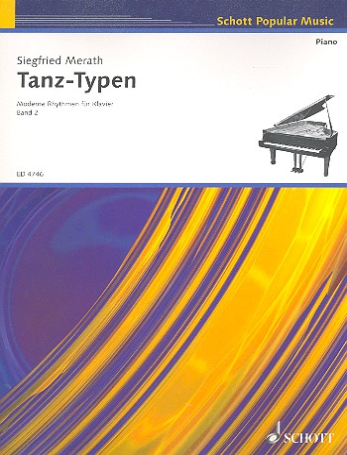 Merath, Siegfried - Tanztypen Band 2 : Moderne