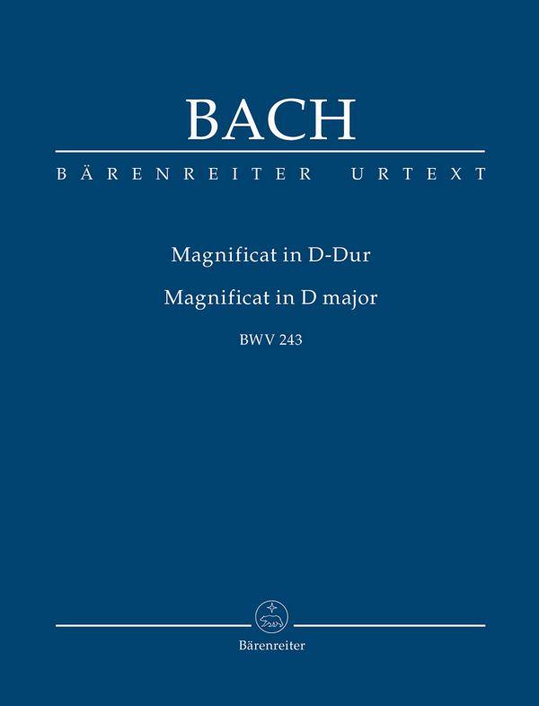 Magnificat D-Dur BWV243