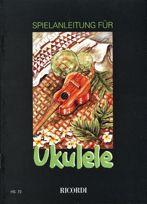 Teuchert, Heinz - Spielanleitung : für Ukulele