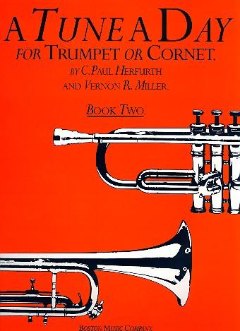 A Tune a Day vol.2: for trumpet (cornet)