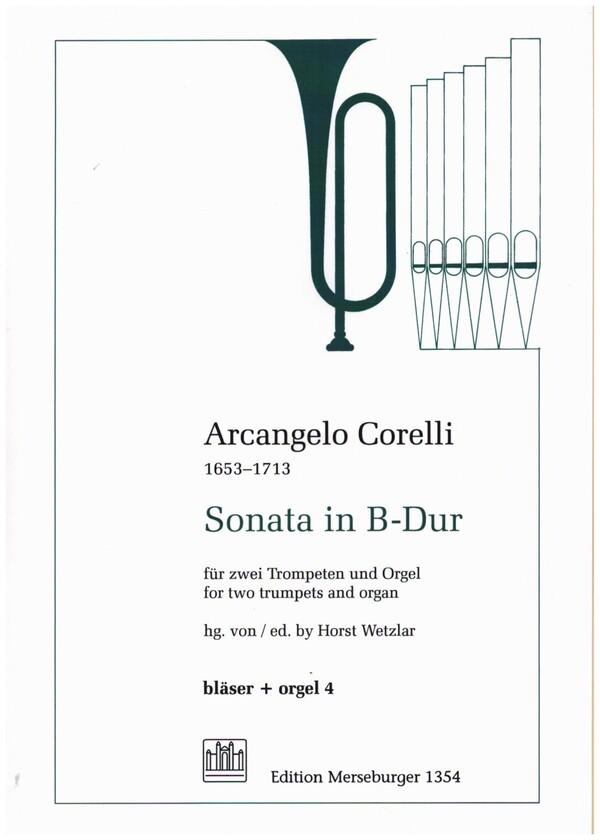 Corelli, Arcangelo - Sonate B-Dur :