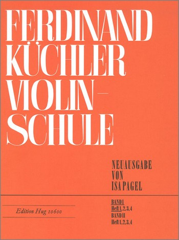Violinschule Band 1 Teil 1