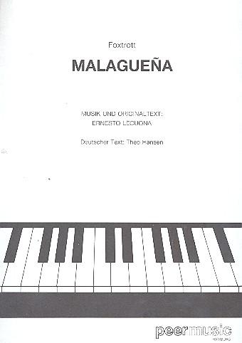 Malagueña: Einzelausgabe
