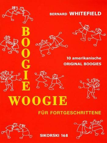 Boogie Woogie für Fortgeschrittene: für Klavier